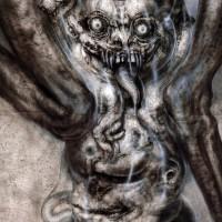 La grande bête [2], H. R. Giger