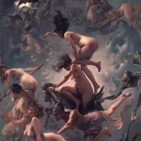 Vision de Faust, Luis Ricardo Falero