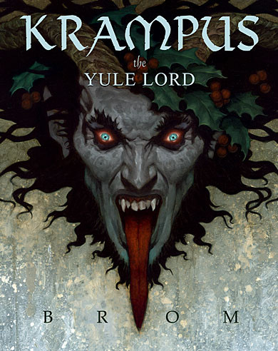 Krampus : The Yule Lord, Brom
