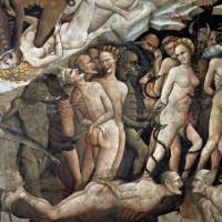 Giovanni da Modena, Inferno (détail 1)