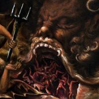 Saint Miguel subduing Satan, Lelio Orsi