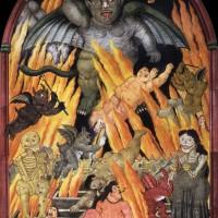 La porte de l'Enfer, Fernando Botero
